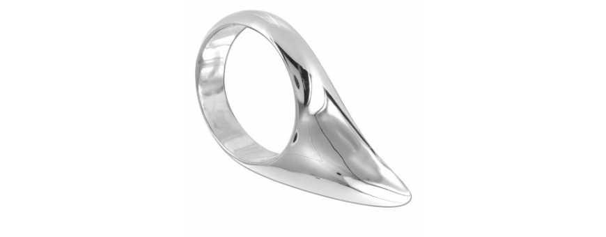 BDSM / Cock Rings Metal