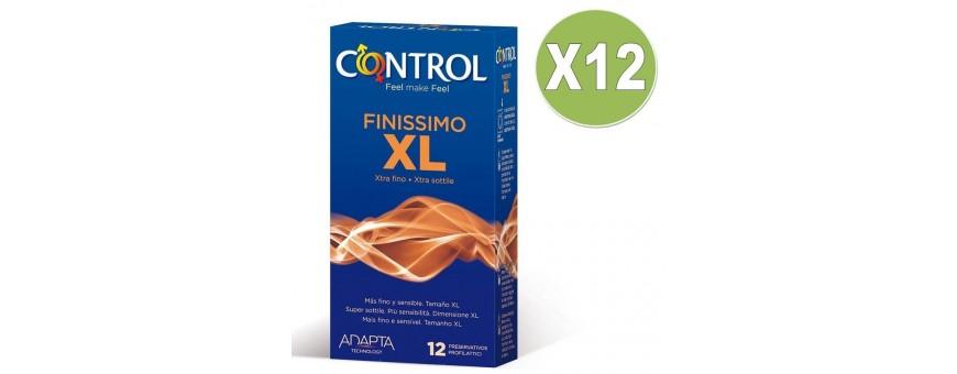 Preservativos Tamaño XXL